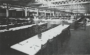 photo of factory dining hall