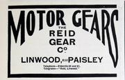 The Reid Gear Company